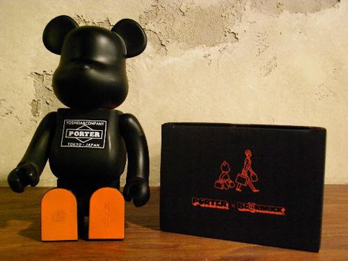 Medicom Toy Bearbrick 400% Porter