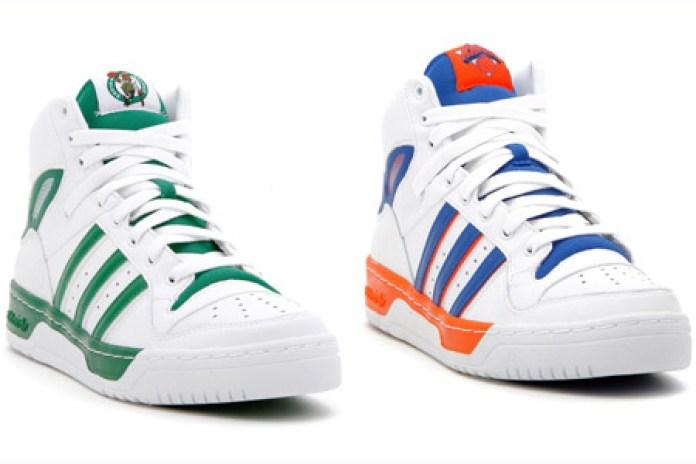 NBA x adidas Metro Attitude Boston Celtics | New York Knicks