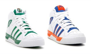 NBA x adidas Metro Attitude Boston Celtics | New York Knicks