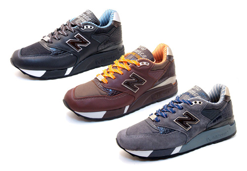 New Balance Super Team 33 M998 Suit Pack