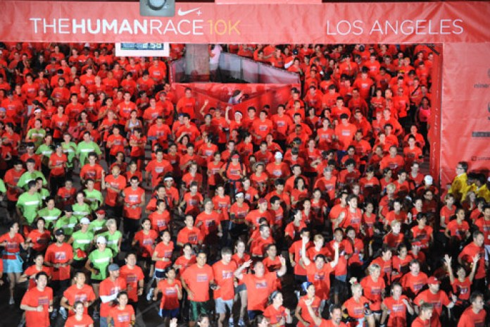 Nike+ Human Race Grand Finale