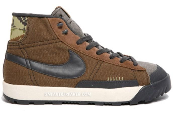 Nike ACG 2008 Fall/Winter Collection - ACG Blazer