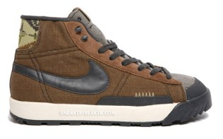 Nike ACG 2008 Fall/Winter Collection - ACG Blazer