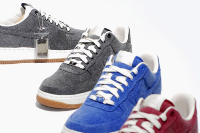 "Nike Air Force 1 Supreme ""Chambray"""