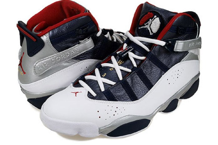 "Air Jordan 6 Rings ""Olympic"""