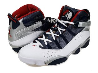 "Air Jordan 6 Rings ""Olympic"""