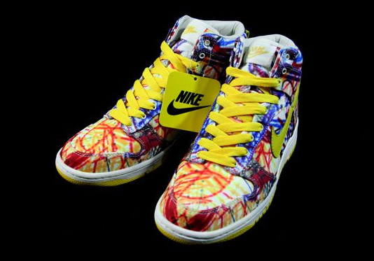 """Nike """"Back to School"""" Dunk High Release"""