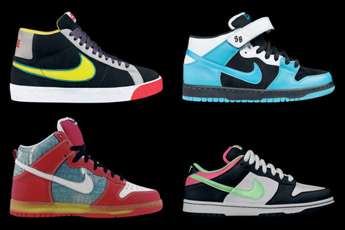 Nike SB 2008 September Collection Release