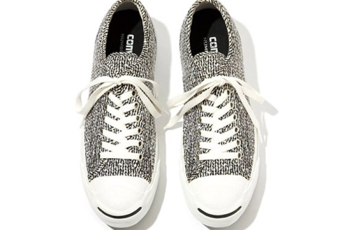 Number (N)ine x Converse Jack Purcell