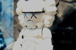 OriginalFake x Star Wars Storm Trooper KAWS Companion Preview