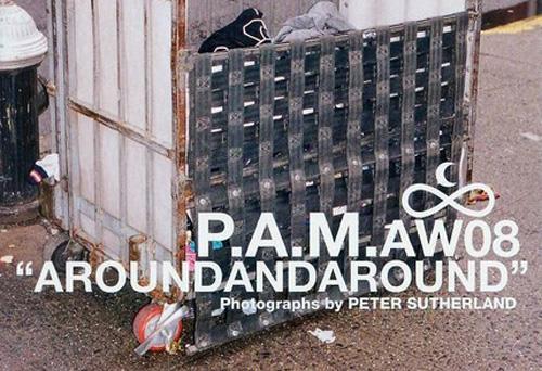 "PAM 2008 Fall/Winter ""Around and Around"" Lookbook"