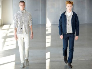 Patrik Ervell 2009 Spring Collection Preview