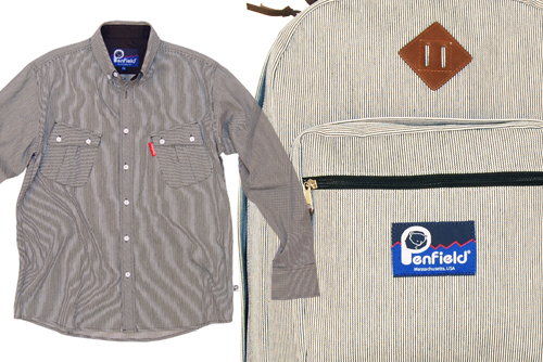 """Penfield 2008 Fall/Winter """"Hickory"""" Collection"""