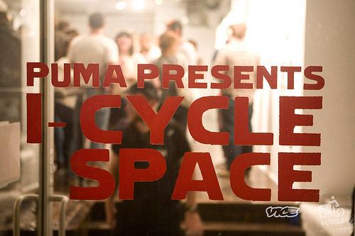 PUMA presents: I-Cycle Space at Vice Gallery Recap