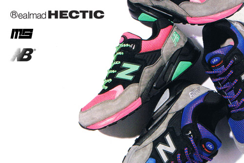 realmadHECTIC x Mita Sneakers x New Balance MT580 14th