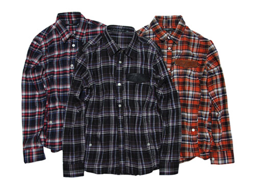 rehacer Jack Plaid Shirts