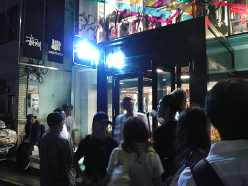 Rip Zinger - Book Release Party at the Harajuku Stussy Store