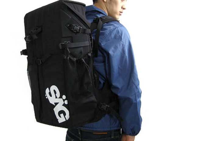 SAG Black Box Backpack