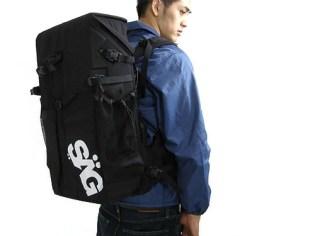 SAG Black Box Backpack