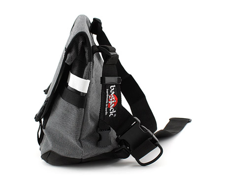 Ships Jet Blue x Bagjack Messenger Bag