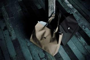 SILLY THING x B Jirushi Yoshida Grocery Tote Bag