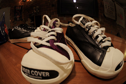 """SiLLY THING x Undercover """"Jack Purcell"""""""
