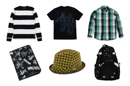 Stussy 2008 Fall/Winter Collection