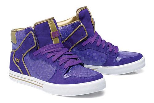 Supra Vaider Royal Purple