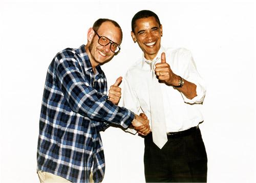 Barack Obama x Terry Richardson Photograph