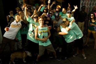 "The Hundreds ""The Payoff"" Block Party Recap"