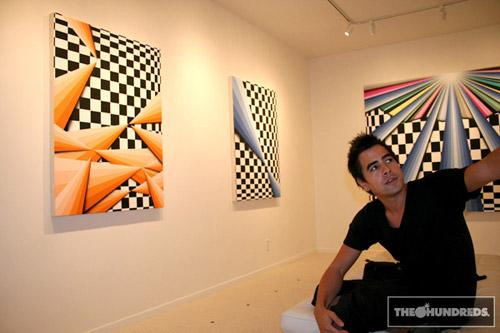 TOFER CHIN: VIVID Exhibition