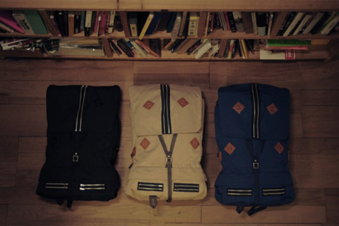 """Undercover 2008 Fall/Winter """"Unreal Real Clothes"""" Backpack"""