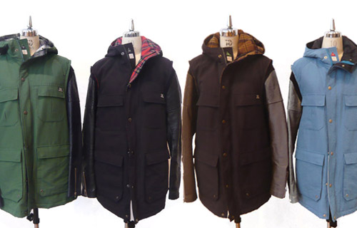 """Undercover 2008 Fall/Winter """"Unreal Real Clothes"""" Collection"""
