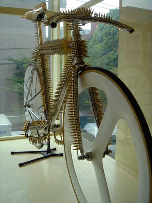 Undercover Track Bike