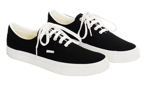 Undercover Cotton Lace-Up Sneakers
