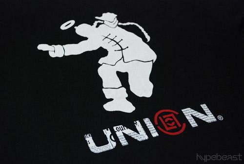 Union x CLOT Tees