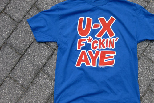"""UXA 2008 Fall/Winter """"Only In New York"""" Collection"""