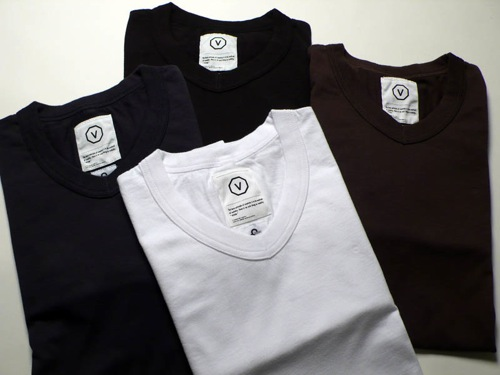 Visvim 2008 Fall/Winter V-Necks