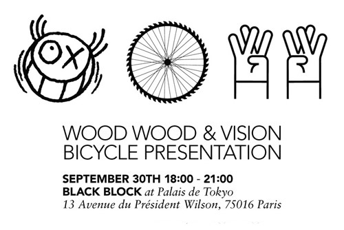 Wood Wood & Vision Bicycle Presentation