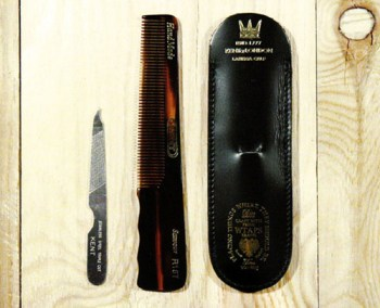 WTAPS Comb and File Set
