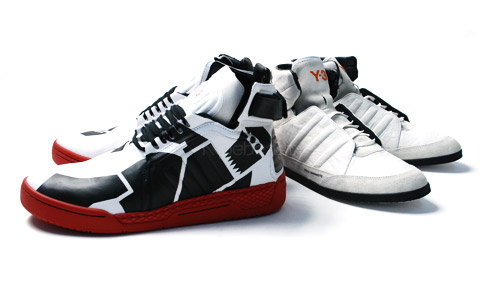 Y-3 2008 Fall/Winter Footwear Collection Part 2