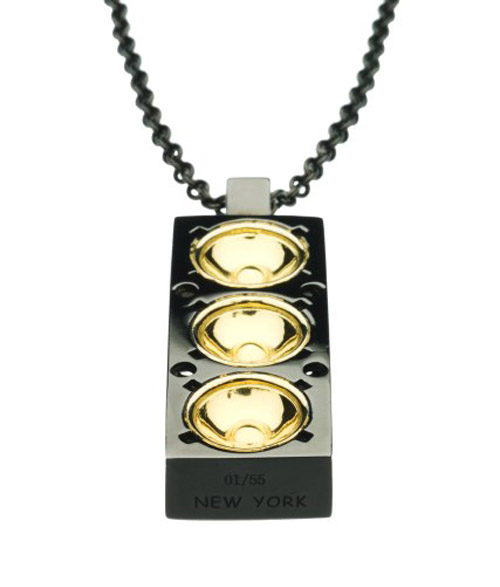 55DSL x Complete Technique Speaker Pendant
