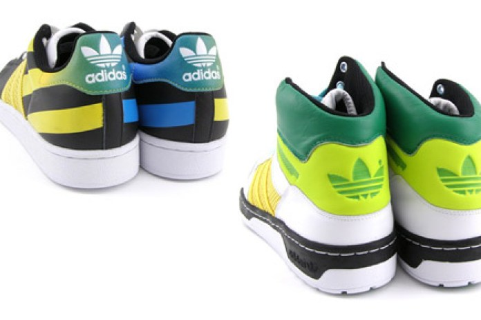 adidas Originals 2008 Fall/Winter Collection