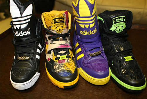 adidas Originals by Originals Collection - Jeremy Scott Further Look