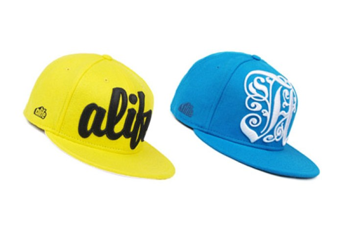 ALIFE 2008 Fall/Winter New Era Fitteds