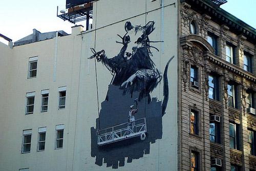 Banksy Legal Billboards Part 2