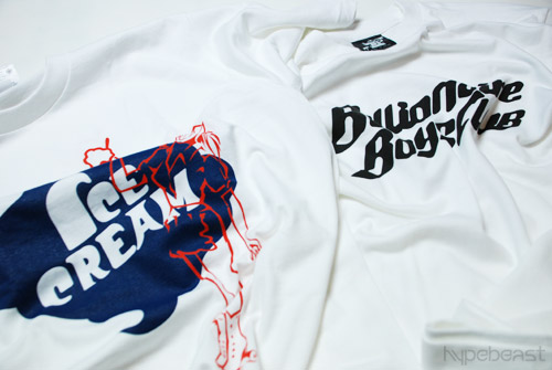 BBC | Ice Cream 2008 Fall/Winter Collection October Releases