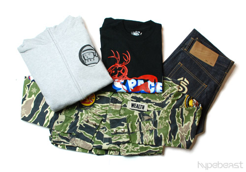BBC   Ice Cream 2008 Fall/Winter Collection October Releases