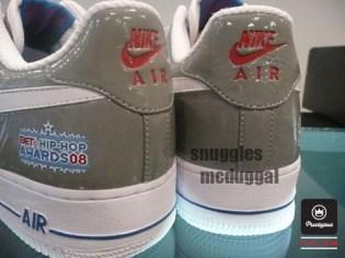 BET Hip-Hop Awards Show x Nike Air Force 1 Promo