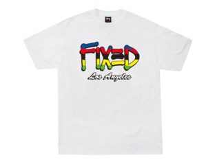 Carnival x Drif LA x T-19 x Stussy Los Angeles T-shirt